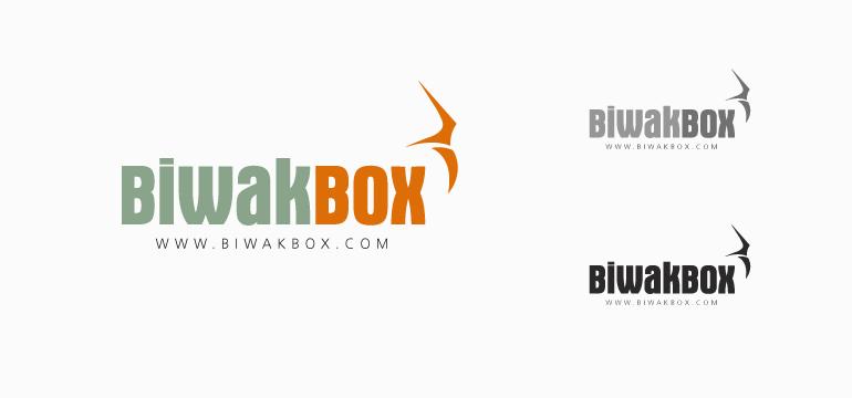 BiwakBox Logotype Design