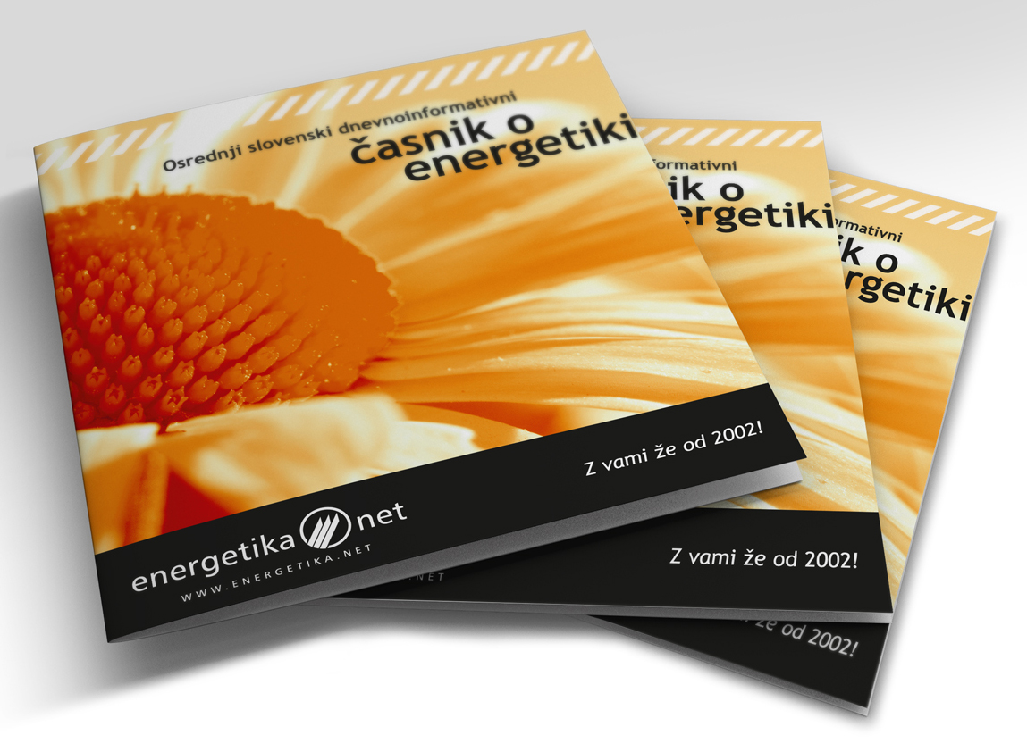 Energetika.NET Brochure Design
