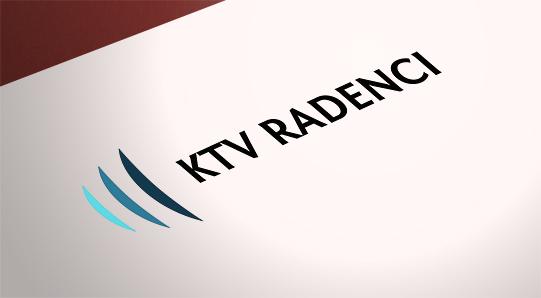KTV Radenci Cable Company Logotype