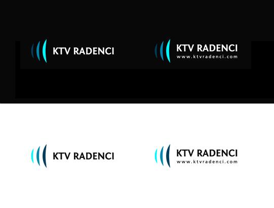 KTV Radenci Logotype Design